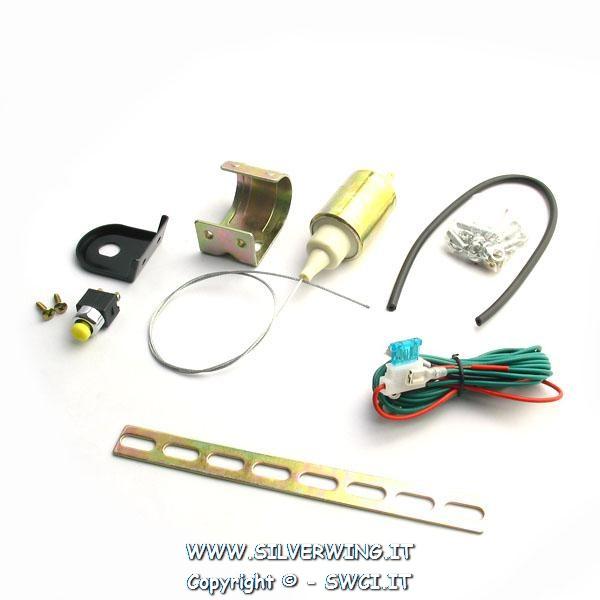 Serratura elettrica della sella by stevenb for Kit per baule logati a mano